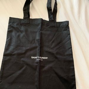Shoe bag Saint Laurent